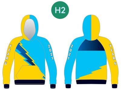 Sublimated Year 10 & 12 Hoodies & Sweatshirts - image 2021-Hoodie-2-400x300 on https://www.crocodilecreek.com.au