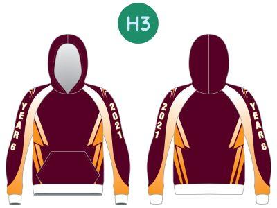 Sublimated Year 10 & 12 Hoodies & Sweatshirts - image 2021-Hoodie-3-400x300 on https://www.crocodilecreek.com.au
