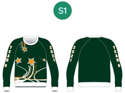 Sublimated Year 10 & 12 Hoodies & Sweatshirts - image 2021-Sweat-S1-400x300 on https://www.crocodilecreek.com.au