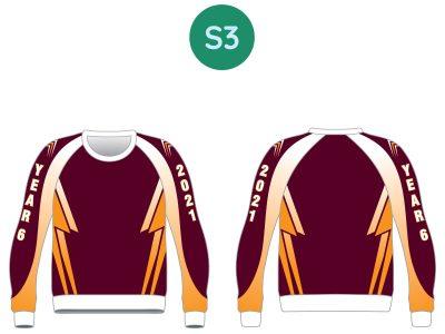 Sublimated Year 10 & 12 Hoodies & Sweatshirts - image 2021-Sweat-S3-400x300 on https://www.crocodilecreek.com.au