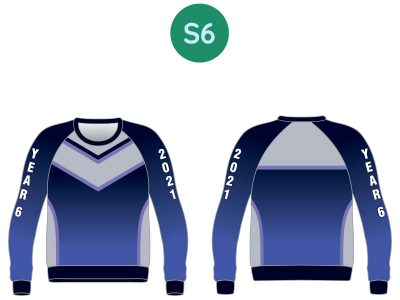 Sublimated Year 10 & 12 Hoodies & Sweatshirts - image 2021-Sweat-S6-400x300 on https://www.crocodilecreek.com.au
