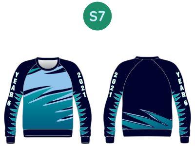 Sublimated Year 10 & 12 Hoodies & Sweatshirts - image 2021-Sweat-S7-400x300 on https://www.crocodilecreek.com.au