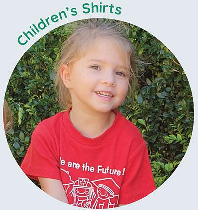 Child Care Shirts