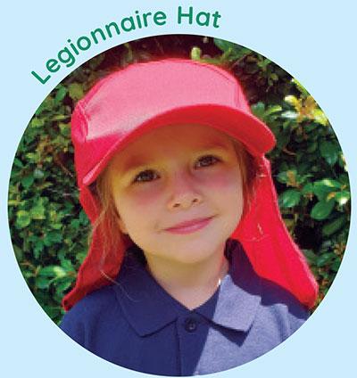 Child Care Hats