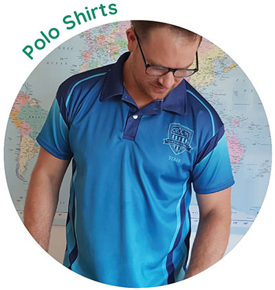 Sublimated Uniform Shirts
