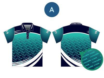 Screen Printed Year 10 & 12 Shirts - image sublimated-a-400x300 on https://www.crocodilecreek.com.au