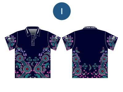 Screen Printed Year 10 & 12 Shirts - image sublimated-i-400x300 on https://www.crocodilecreek.com.au