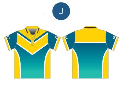 Screen Printed Year 10 & 12 Shirts - image sublimated-j-400x300 on https://www.crocodilecreek.com.au