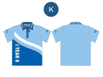 Screen Printed Year 10 & 12 Shirts - image sublimated-k-400x300 on https://www.crocodilecreek.com.au