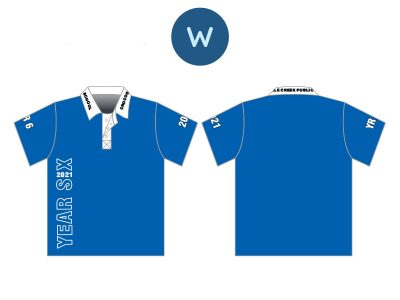Screen Printed Year 10 & 12 Shirts - image sublimated-w-400x300 on https://www.crocodilecreek.com.au